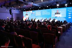 سخنرانی امیر سرتیپ حاتمی وزیر دفاع و پشتیبانی نیروهای مسلح در کنفرانس امنیتی مسکو 2018