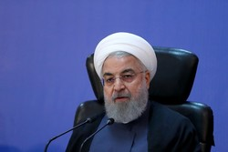 روحاني يهنئ قادة الامة الإسلامية بمناسبة حلول شهر رمضان الفضيل