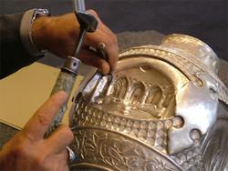 Tehran institute to hold metal embossing workshop