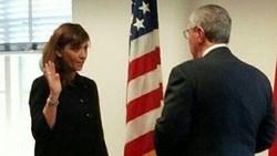 Iranian-American becomes U.S. assistant commerce secretary