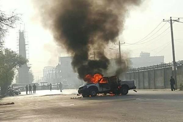 تفجير سيارة عسكرية في كابول وسقوط قتيلين من قوات الأمن