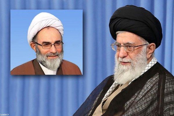 """قائد الثورة الاسلامية يعين """"حجة الاسلام فلاحتي"""" ممثلاً له في """"كيلان"""""""