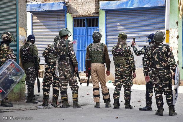کشمیر میں ہندوستانی فوج کی فائرنگ سے 5 افراد ہلاک