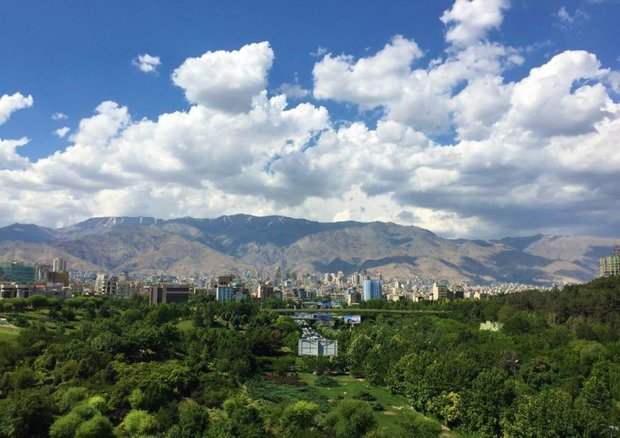 هوای پاک هوای سالم در تهران
