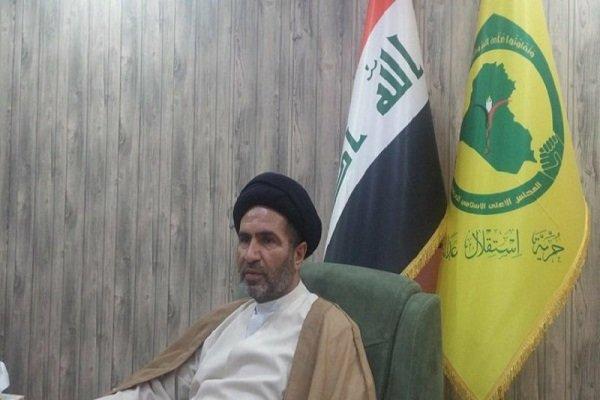 Iraqi politician hails Iran's humanitarian regional policy