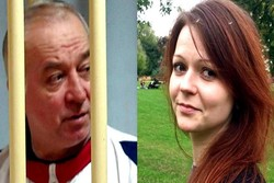 سفیر روسیه در لندن بهبود وضعیت جسمانی اسکریپال را تبریک گفت