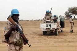 حمله به نیروهای حافظ صلح سازمان ملل در مالی/۲ کلاه آبی کشته شدند