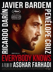 "Cannes' official poster for Asghar Farhadi's ""Everybody Knows"""