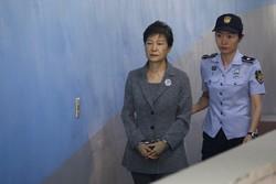 جنوبی کوریا کی سابق صدر کو دو مقدمات میں مجموعی طور پر 8 سال قید کی سزا