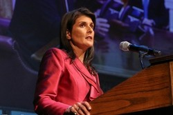 The Iran deal was designed to be too big to fail: Haley