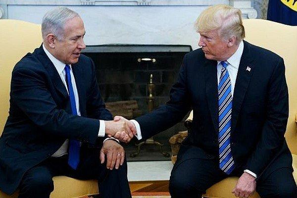 ترامپ: راه حل دو دولتی را دوست دارم