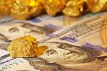 دلار در برابر طلا