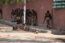 ادامه اعتراضات به قتل سه غیر نظامی توسط ارتش هند در کشمیر