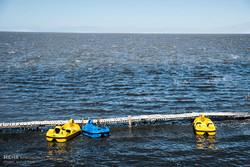 روز های خوب دریاچه ارومیه