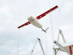زِپلائن دنیا میں اشیا کی ترسیل کا سب سے تیز رفتار ڈرون