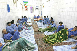 ۱۲ کمپ ترک اعتیاد در استان زنجان فعال است