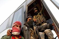 Ceyş'ül İslam sivillerin çıkışını silah zoruyla engelliyor
