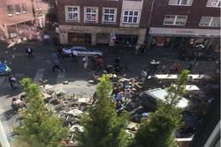 زیرگرفتن افراد توسط خودروی وَن در شهر «مونستر» آلمان