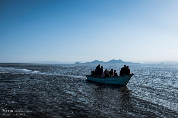 Lake Urmia comes back to life