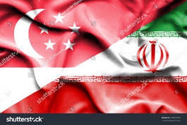 Iran, Singapore poised to broaden trade ties