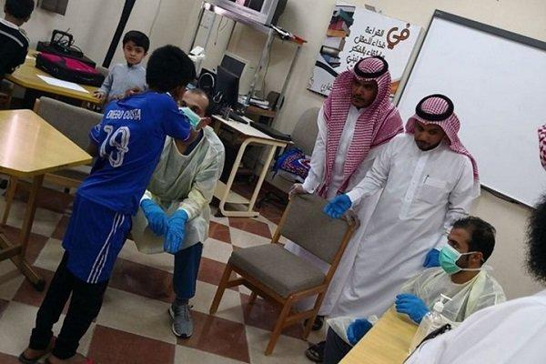 """انتشار """"الجرب"""" في 5 مدن سعودية وأغلب الإصابات في مكة"""