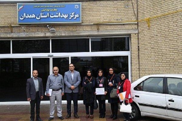 اعزام روانشناسان استان همدان به سرپل ذهاب