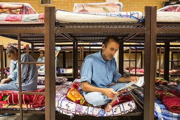 درمان ۱۲۰۰ معتاد در مراکز ترک اعتیاد خراسان رضوی