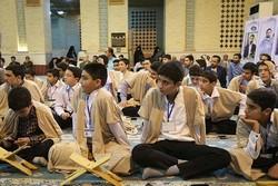 دانش آموزان استان رتبه های برتر مسابقات کشوری قرآن را کسب کردند