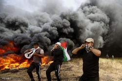 شهادت روزنامه نگار فلسطینی در غزه