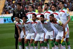 Iran's national football team cancels friendly match with Syria