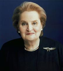 Albright: Exiting Iran deal would hurt U.S. reputation