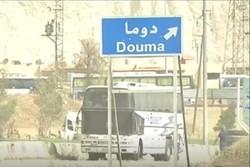 خبراء حظر الأسلحة الكيميائية يصلون دوما برفقة وزير الصحة السوري