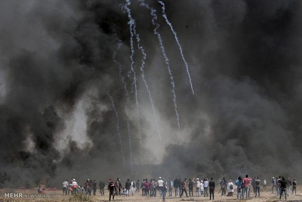 VIDEO: Israeli sniper cheering after shooting unarmed Palestinian