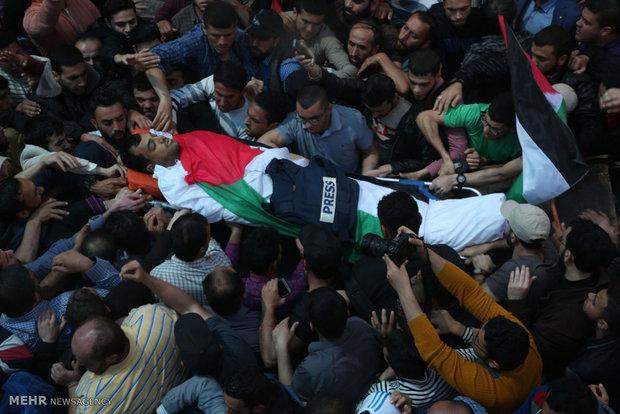 """المحكمة الجنائية تجري """"استقصاء مبدئيا"""" في قتل المتظاهرين الفلسطينيين"""