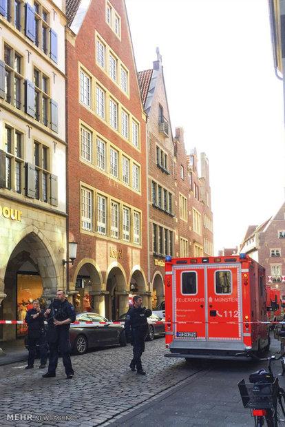 حادثه تروریستی در آلمان