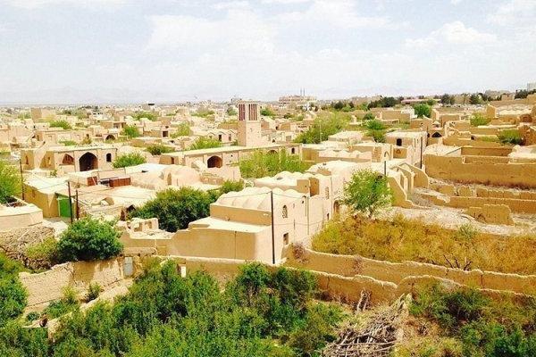 حفاظت از بناهای تاریخی در برابر بارشهای پاییزی یزد