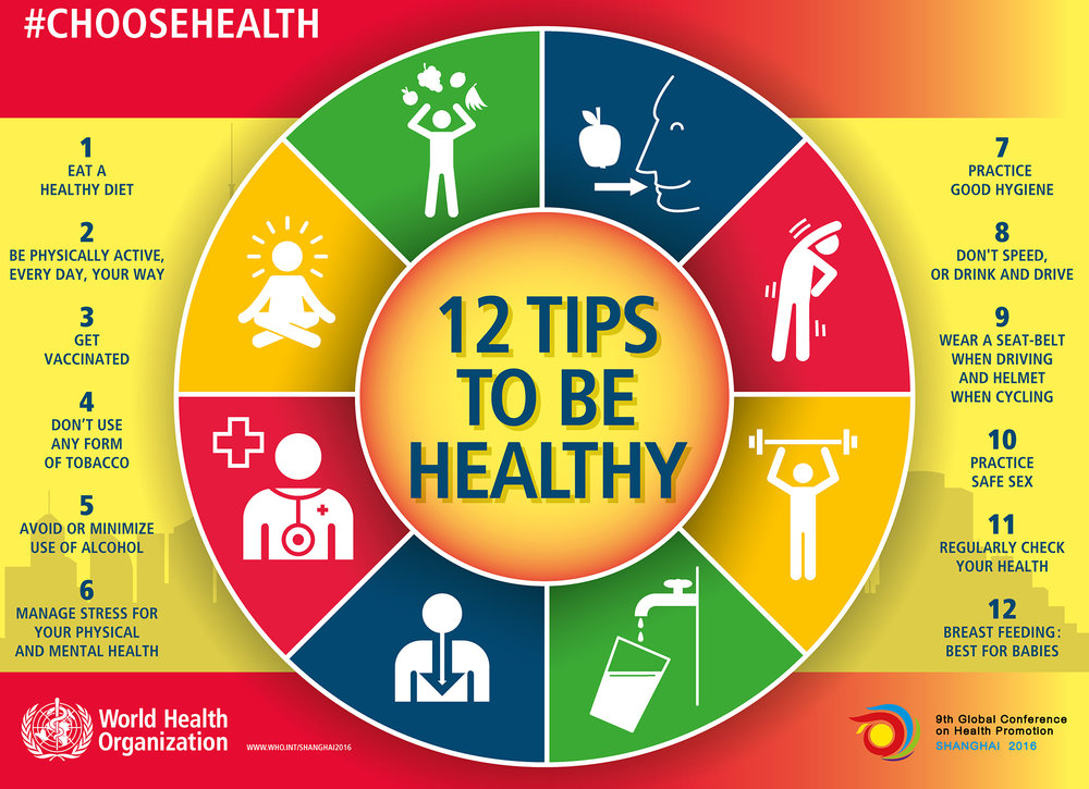 Celebrate World Health Day With Tips From Iranian Traditional