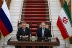دیدار رئیس دومای دولتی روسیه با رئیس مجلس شورای اسلامی