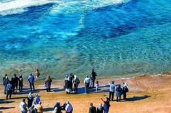 ساحل دلوار تخلیه شد/ ممنوعیت ورود شناورها به دریا