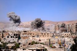 حمله شیمیایی در سوریه