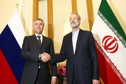 Iran, Russia sign MoU on parliamentary coop.