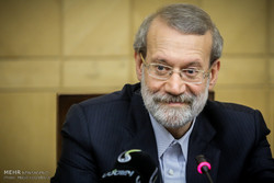 Time to get economy back on track: Larijani