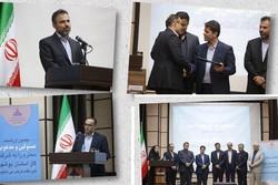 مدیرعامل شرکت گاز استان بوشهر معارفه شد