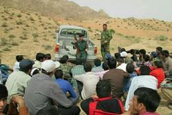 اردوهای عملی «آمادگی دفاعی» مدارس کرمانشاه آغاز شد