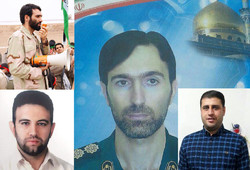 Three IRGC members martyred in attack on Syrian airfield