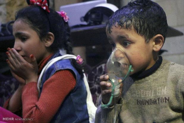 حضور شاهدانی از سوریه در لاهه؛ در دوما ازسلاح شیمیایی استفاده نشد