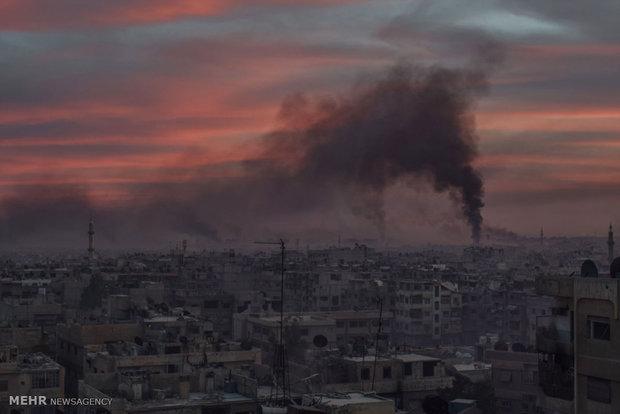 """""""المرصد السوري"""": انفجار في إدلب السورية يوقع أكثر من 80 قتيلا وجريحا"""