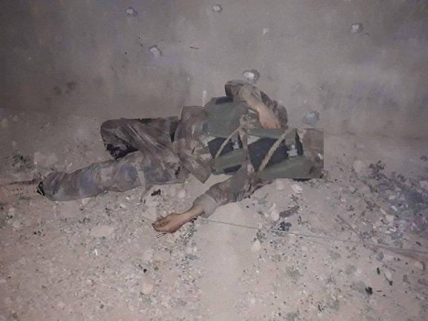 """إحباط هجوم """"لداعش"""" باربعة انتحاريين  غرب العراق"""