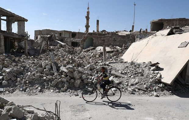 Russian military reports no chemical weapons used in vicinity of Syria's Douma