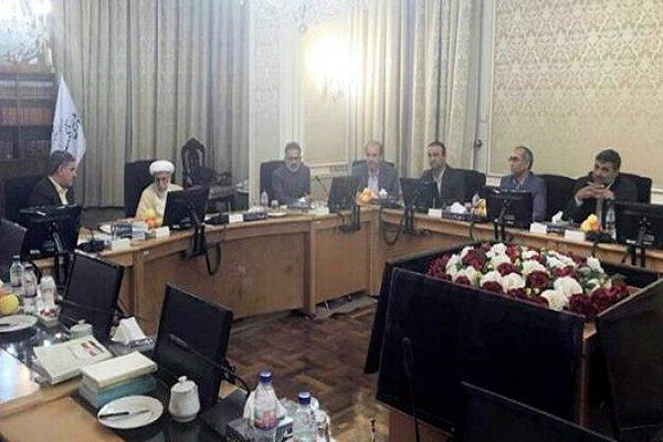 دیدار نوروزی اعضای کمیسیون اجتماعی مجلس با دبیر شورای نگهبان
